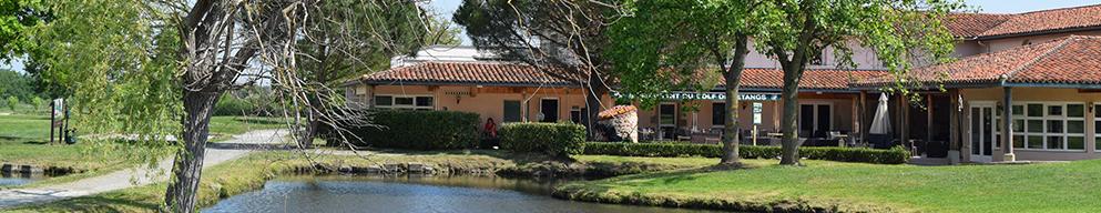 Le golf des etangs Savigneux Loire 42