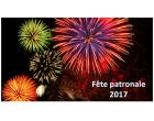 Fête patronale 2017