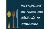 repas des ainés de la Commune : 70 ans et plus