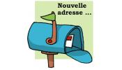 Adressage - remise à jour des adresses