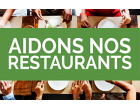 soutenons nos restaurants