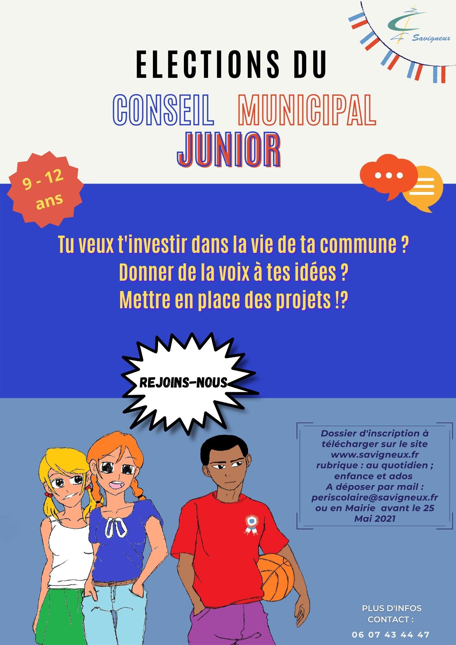 Affiche CMJ-Savigneux